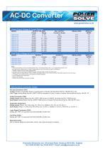 JB301-JB301D Series - 2