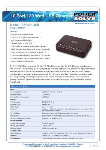 PLV120-USB