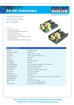 PSO80-PSU80 Series - 1