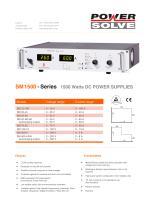 SM1500 Series - 1