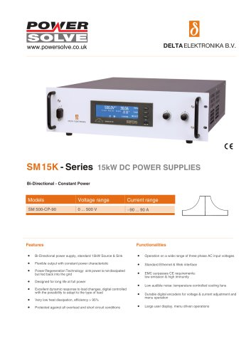 SM15K Series