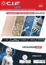 Laboratory catalog