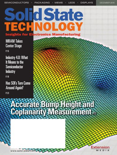Improving the Accuracy of Bump Height and Coplanarity Measurement