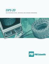 DPS-20® Mechanical/Ultrasonic Homogenizer Dual Processing System