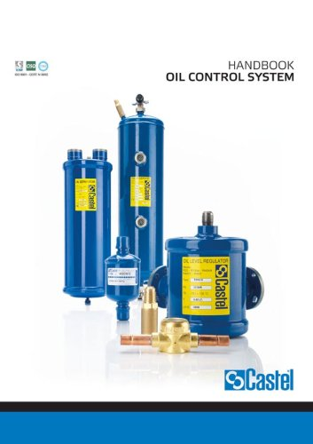 OIL CONTROL SYSTEM