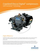 Copeland Discus Digital ™  compressors