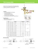 TXV Connect Kits - 1