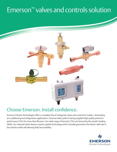 valves and controls solution