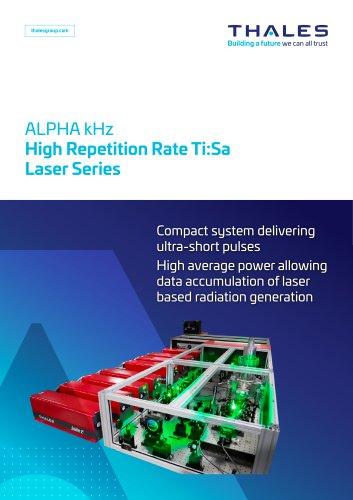ALPHA kHz