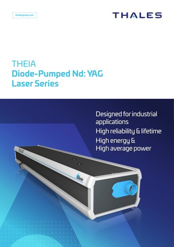 THEIA Diode-Pumped Nd: YAG Laser Series