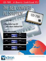 CD-700 A Quartz Stabilized PLL