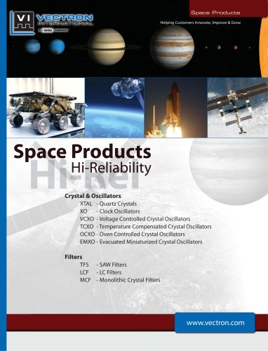 Space Products, HI-RELiability