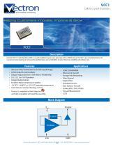 VCC1 Crystal Oscillator (XO)