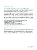 Current Sensing Chip Resistors - 3