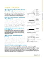 Current Sensing Chip Resistors - 7