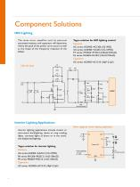 Electronic Components for Automotive Applications - 5