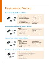 Electronic Components for Automotive Applications - 7