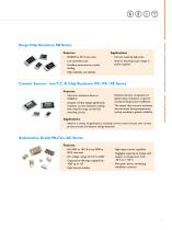 Electronic Components for Automotive Applications - 8