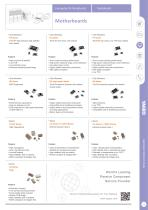Electronic Components for Computers & Peripherals Applications - 13