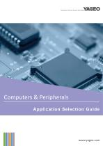 Electronic Components for Computers & Peripherals Applications - 1