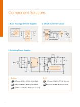 Electronic Components for Power Supplies and LED Lighting - 4