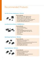 Electronic Components for Power Supplies and LED Lighting - 6