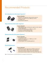 Electronic Components for Power Supplies and LED Lighting - 8