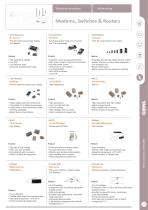 ElectronicComponents for Telecommunications Applications - 11