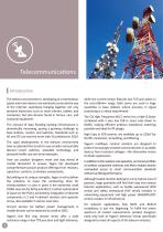 ElectronicComponents for Telecommunications Applications - 4