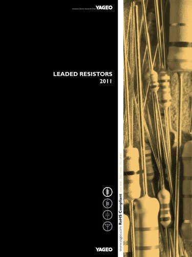 Leaded Resistors 2011