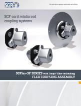 SGF SGFlex-3F Flex coupling assembly US