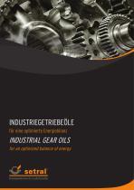 INDUSTRIAL GEAR OILS - 1