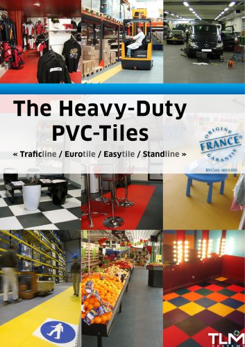PVC TILES - TLM SYSTEMS