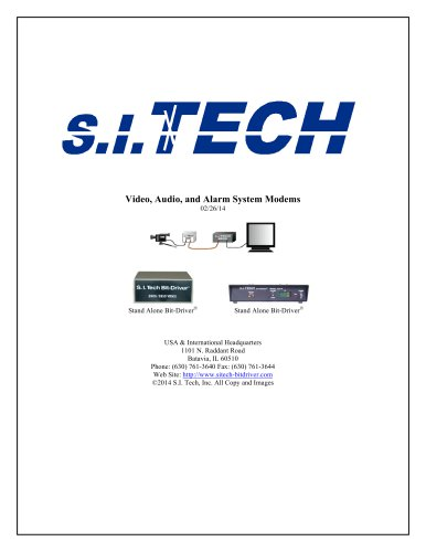 Audio/Video over Fiber Solutions