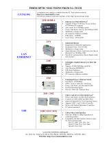 Fiber Optic Solutions from S.I. Tech - 1