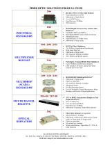 Fiber Optic Solutions from S.I. Tech - 3