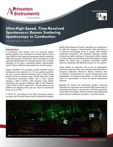 Ultra-High-Speed, Time-Resolved