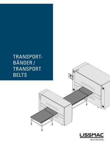Transport belts
