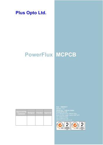 High Power Modules MCPCB