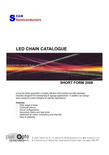 LED Chain Catalogue