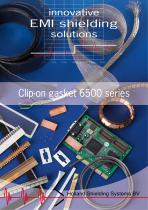 Clip-on gasket Catalog