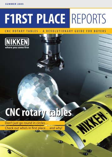 CNC Rotary Tables