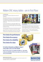 CNC Rotary Tables - 3