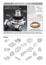 CNC ROTARY TABLES FOR OKUMA - 2