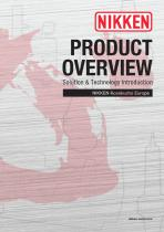 NEW PRODUCT OVERVIEW BROCHURE - 1