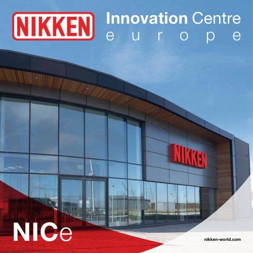 NIKKEN INNOVATION CENTRE EUROPE (NICE)