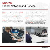 NIKKEN INNOVATION CENTRE EUROPE (NICE) - 3
