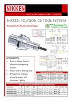 NIKKEN POLYGON C6 TOOL SYSTEM - 5