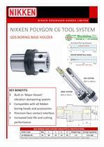 NIKKEN POLYGON C6 TOOL SYSTEM - 7