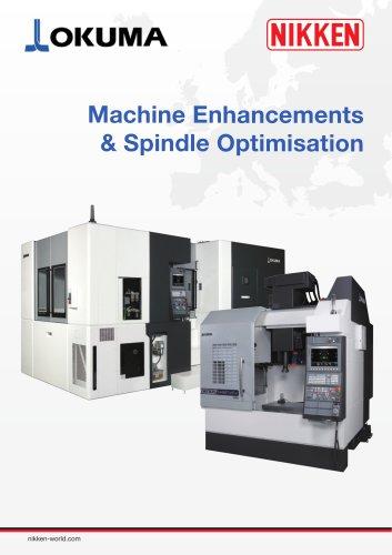 OKUMA MACHINE ENHANCEMENTS